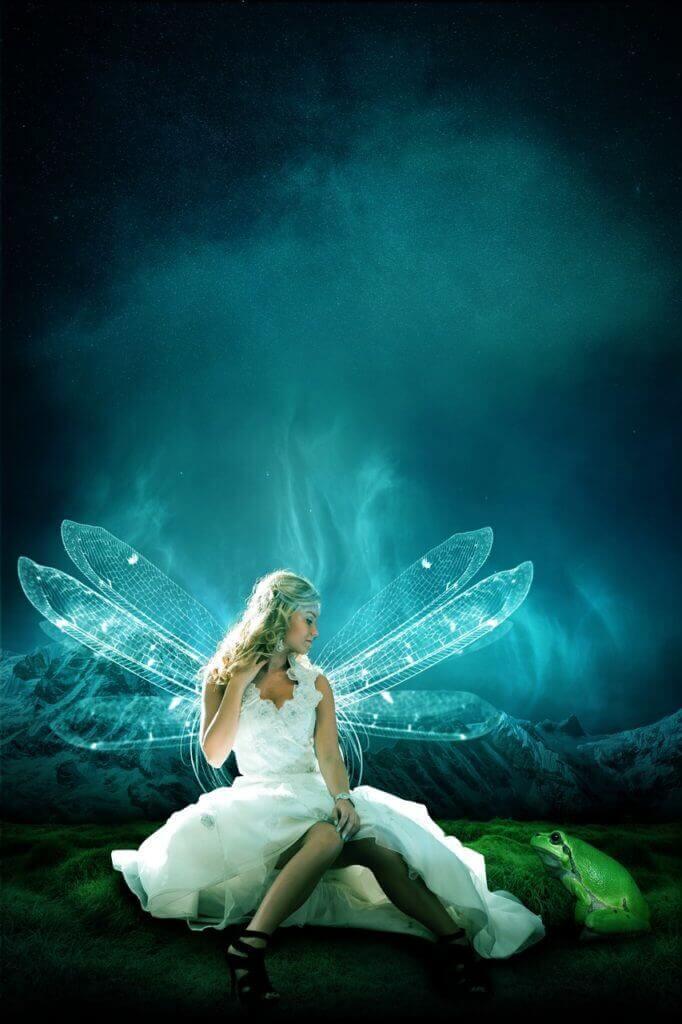 Engelkarte ziehen Besteller